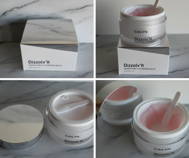 sincerelyserajay cailyn dizzolv'it makeup melt cleansing balm review